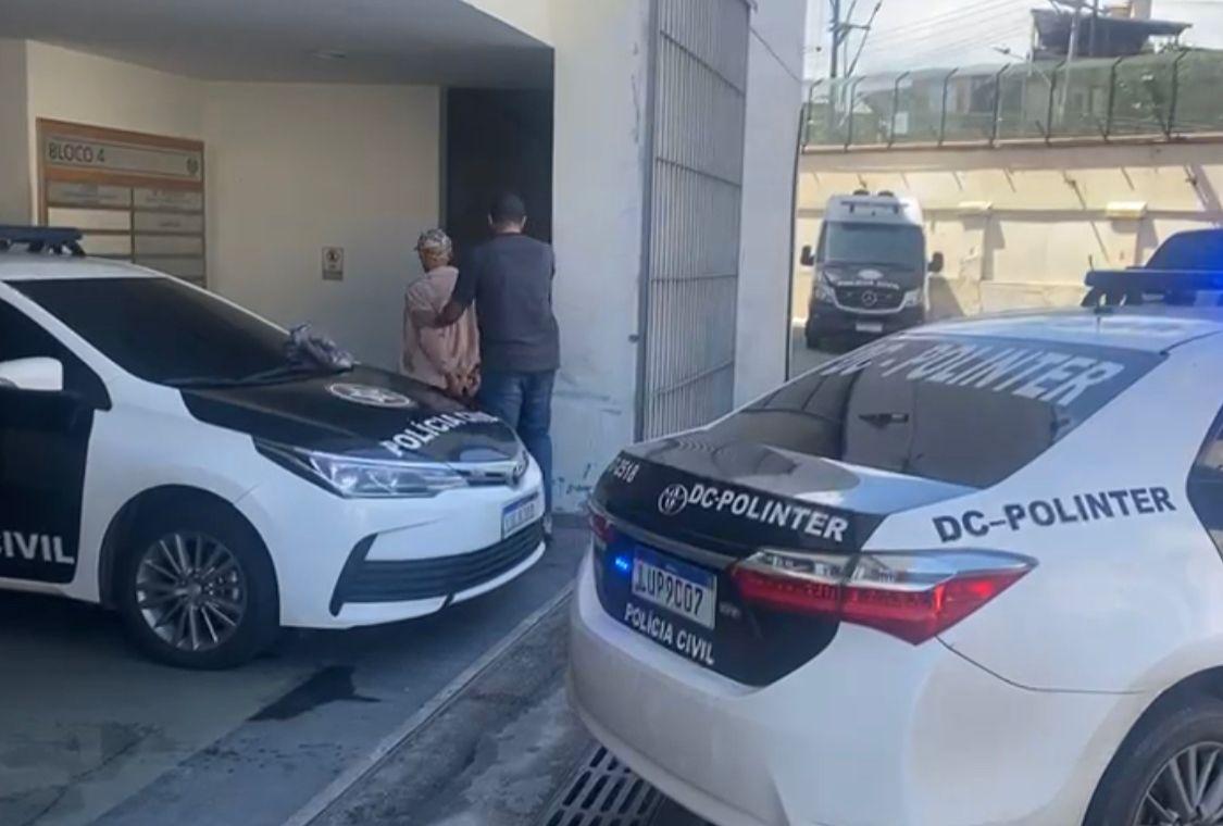 Polícia Civil realiza operação contra milícia