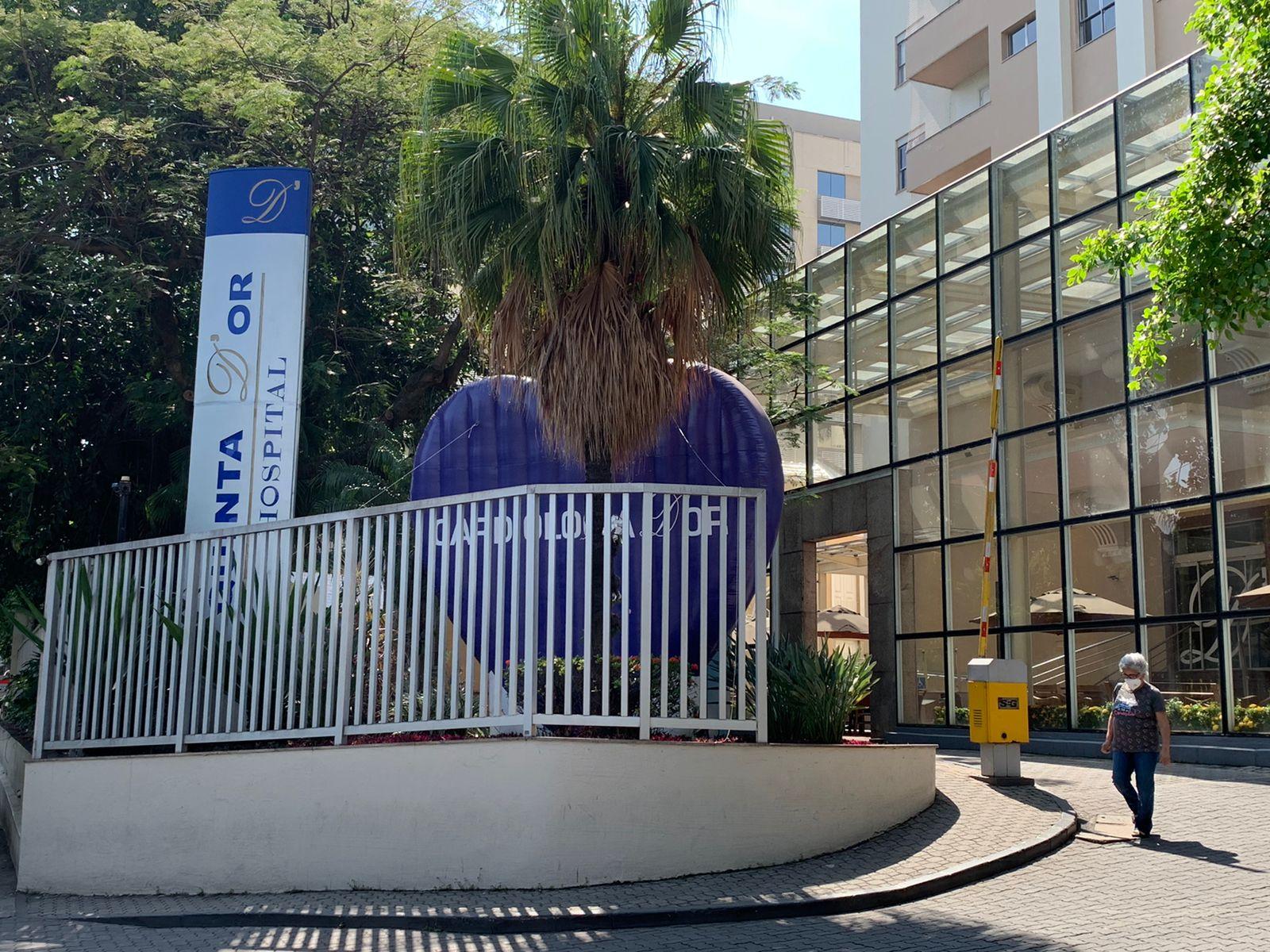 Hospital Quinta D'or, em São Cristóvão