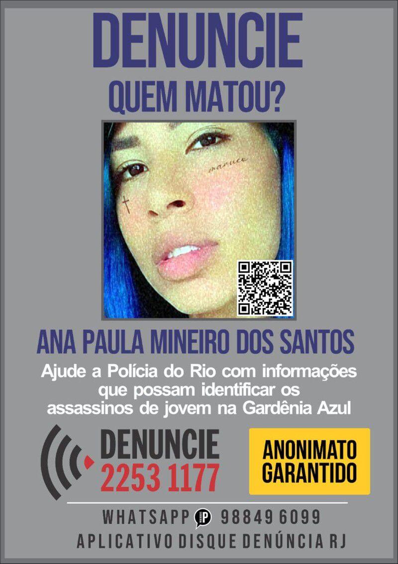 cartaz do portal