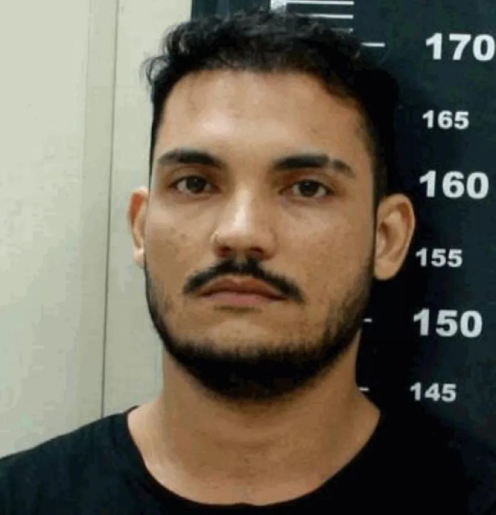Alluan Araújo, o Alfafa, já tinha sido preso em abril