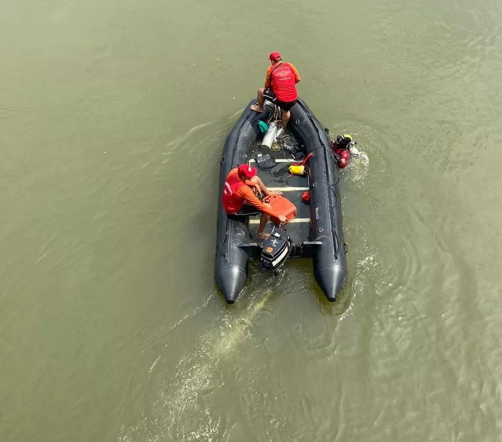 Bombeiros localizaram corpo de jovem em Volta Redonda