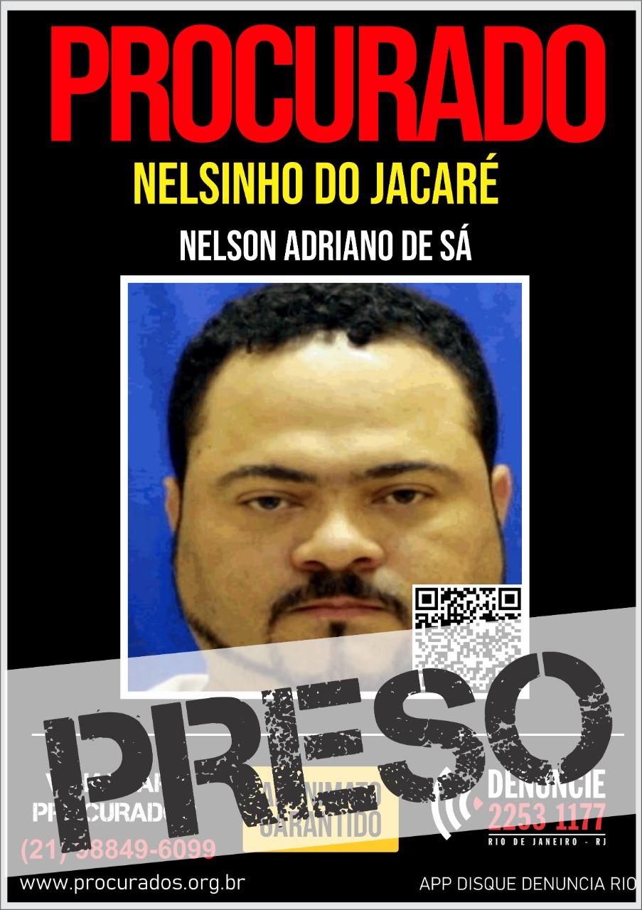 Nelson de Sá é um dos envolvidos em um ataque contra policiais em 2008