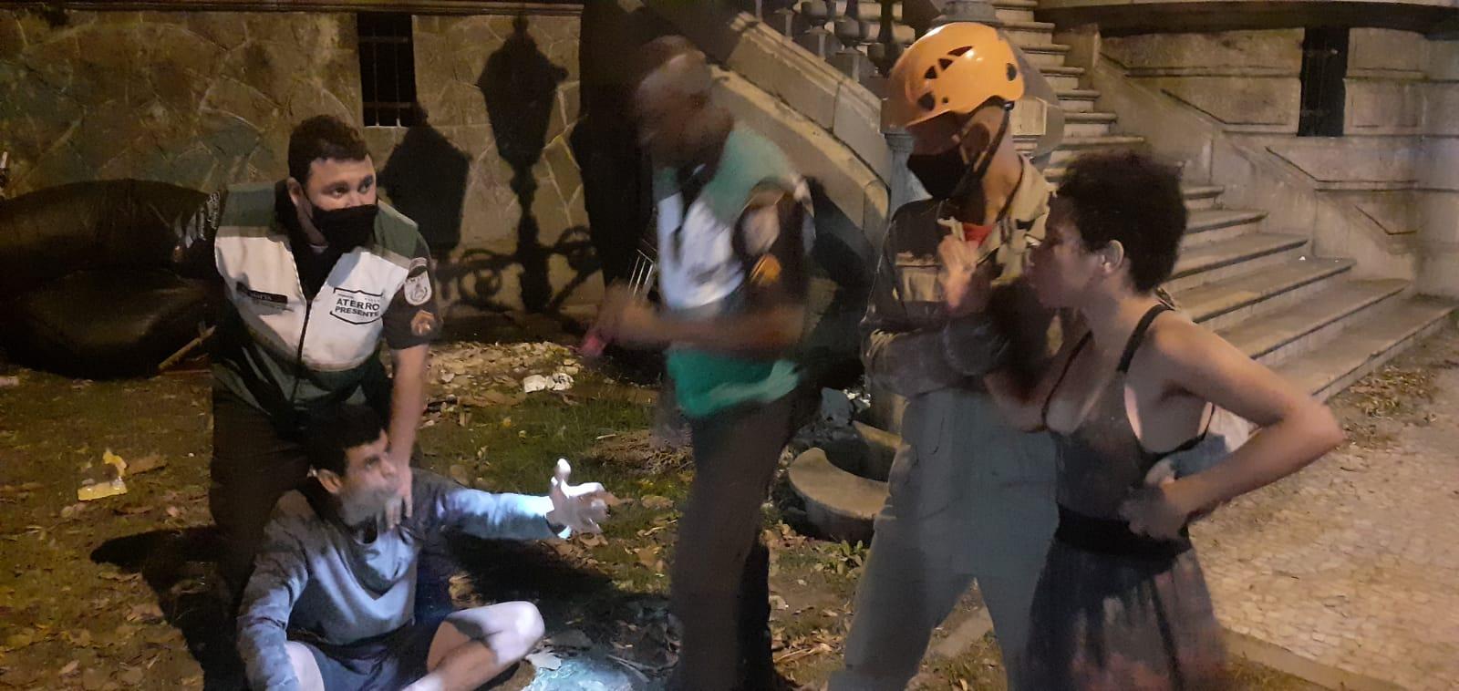 Polícia liberta jovens vítimas de sequestro na Zona Sul do Rio
