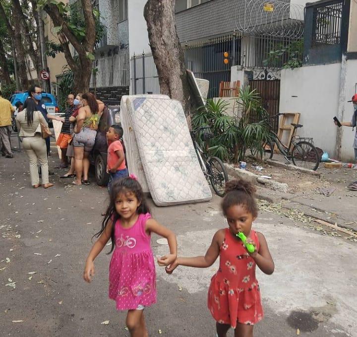 Entrega voluntária de crianças aumenta 126% na pandemia