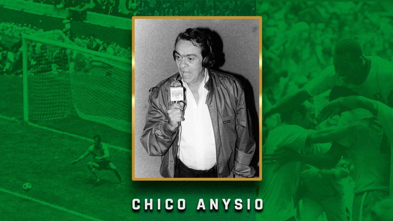 Chico Anysio, Super Rádio Tupi faz 86 anos
