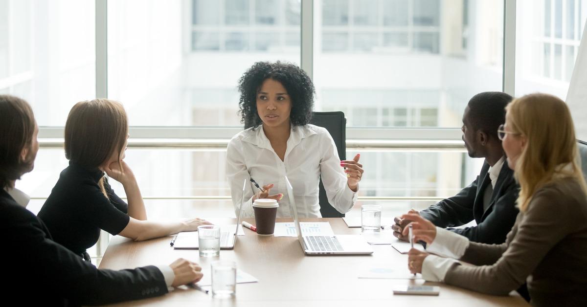 mulheres liderança