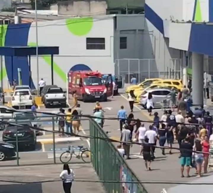Morto no Carrefour