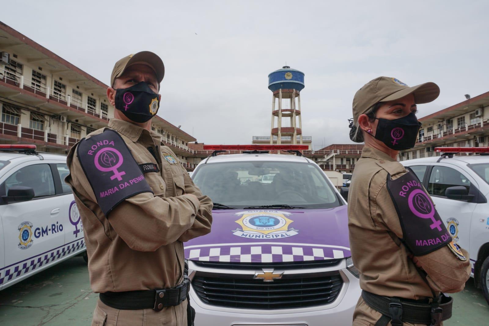 Imagem de guardas municipais