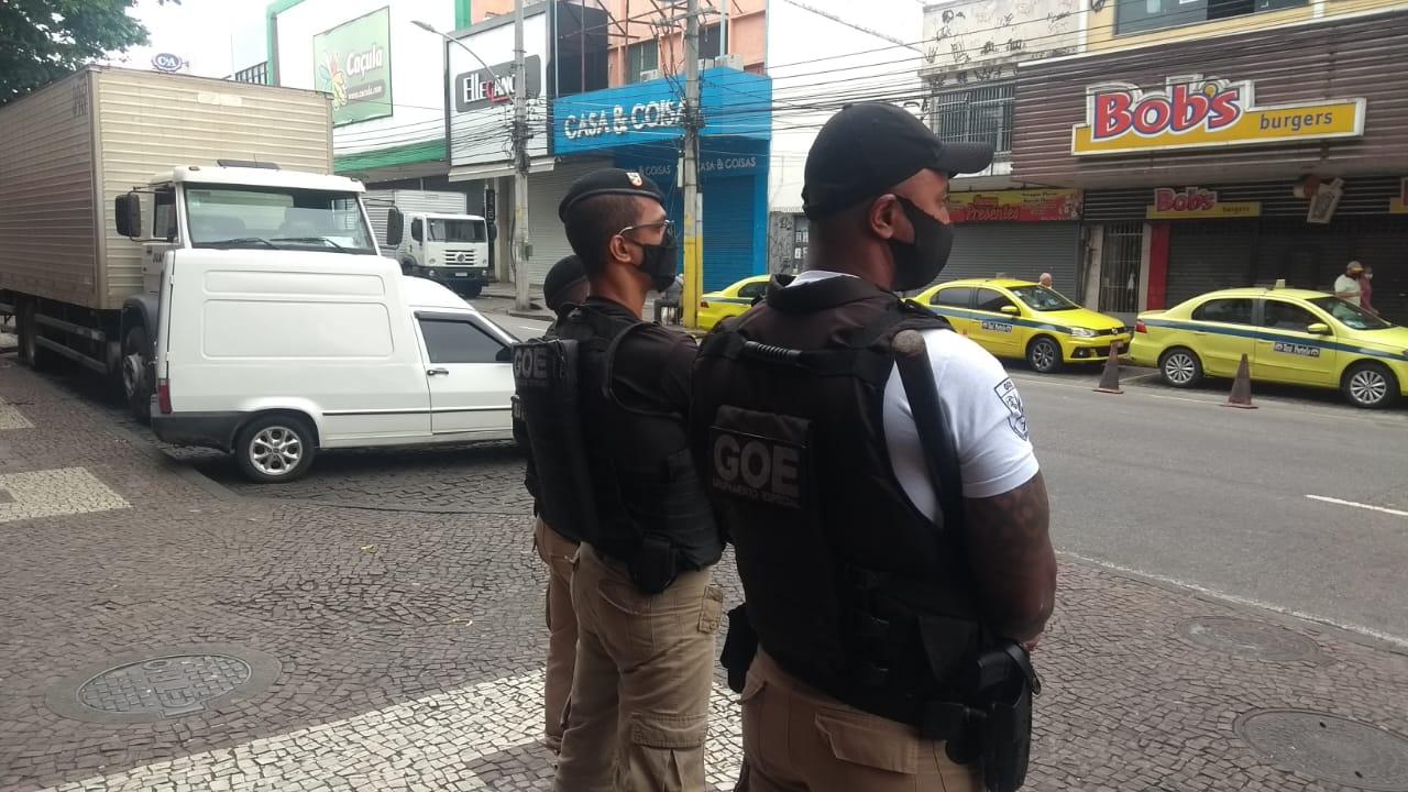 Imagem de Guardas Municipais em Madureira