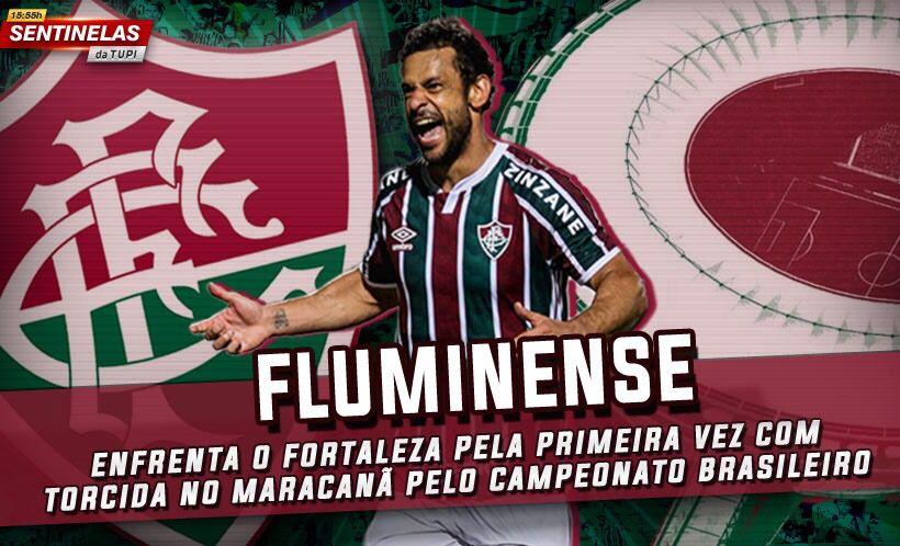 Sentinelas da Tupi especial Fluminense e Fortaleza