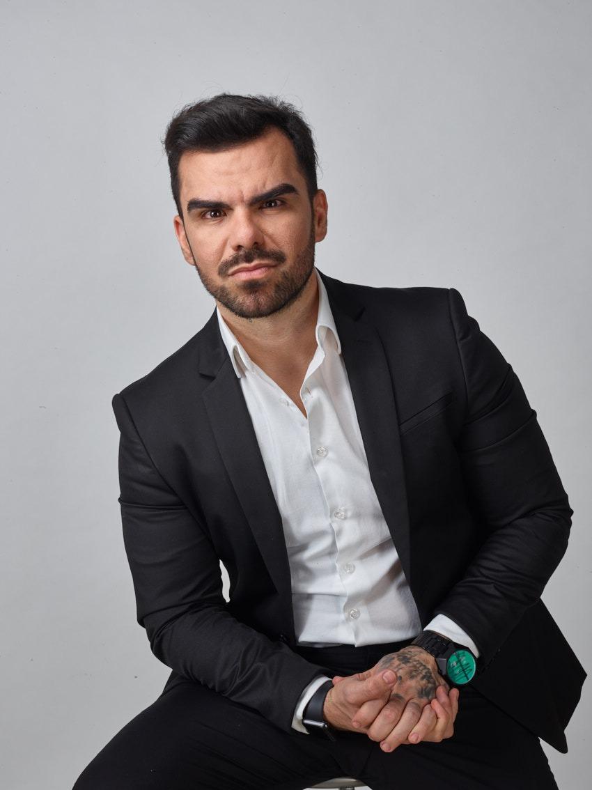 Brunno Galvão, empresário