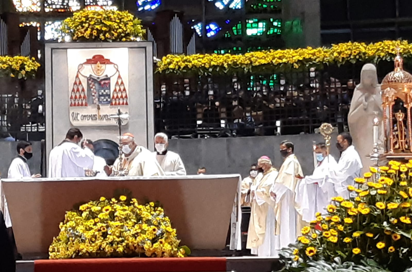 Imagem da Catedral Metropolitana