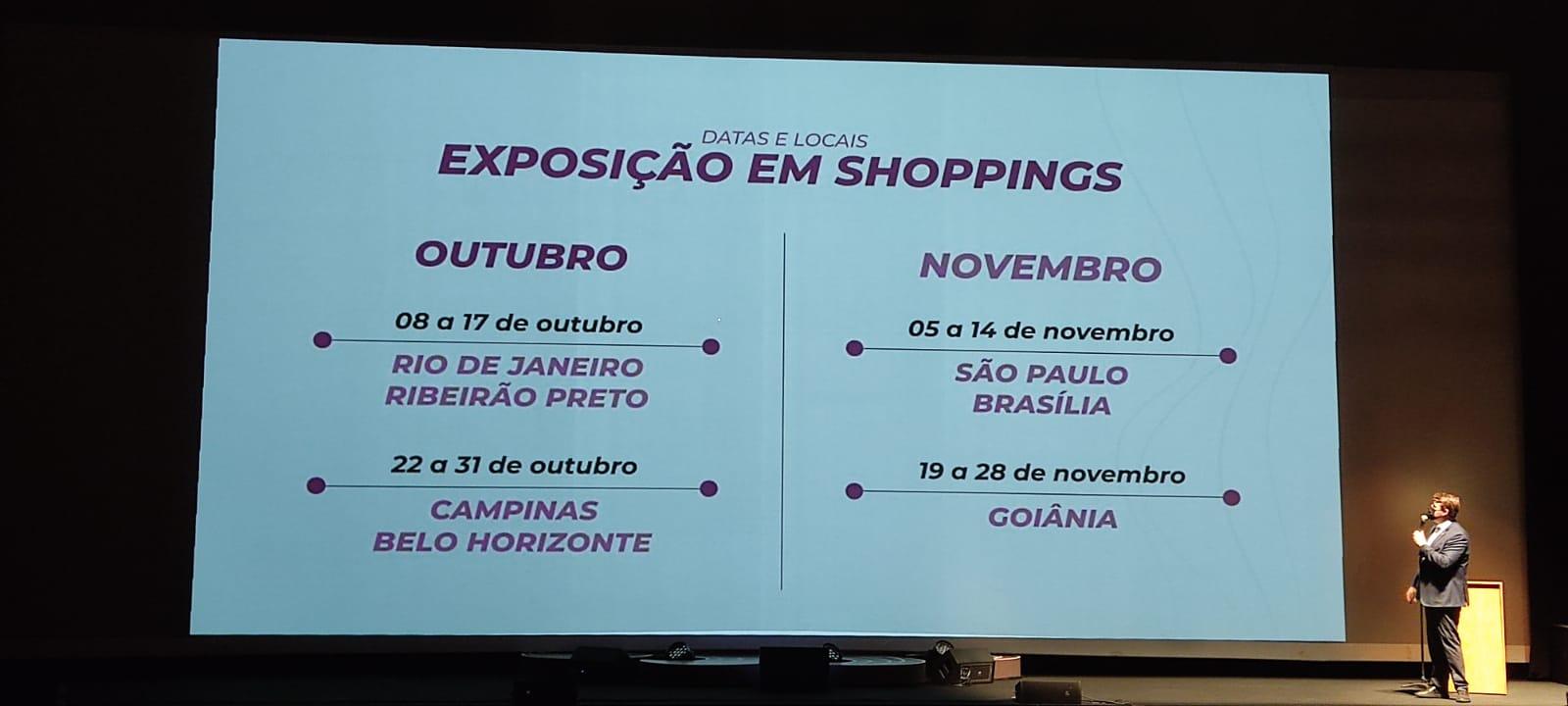"""Lançamento oficial da campanha """"O Rio continua lindo. E perto!"""""""