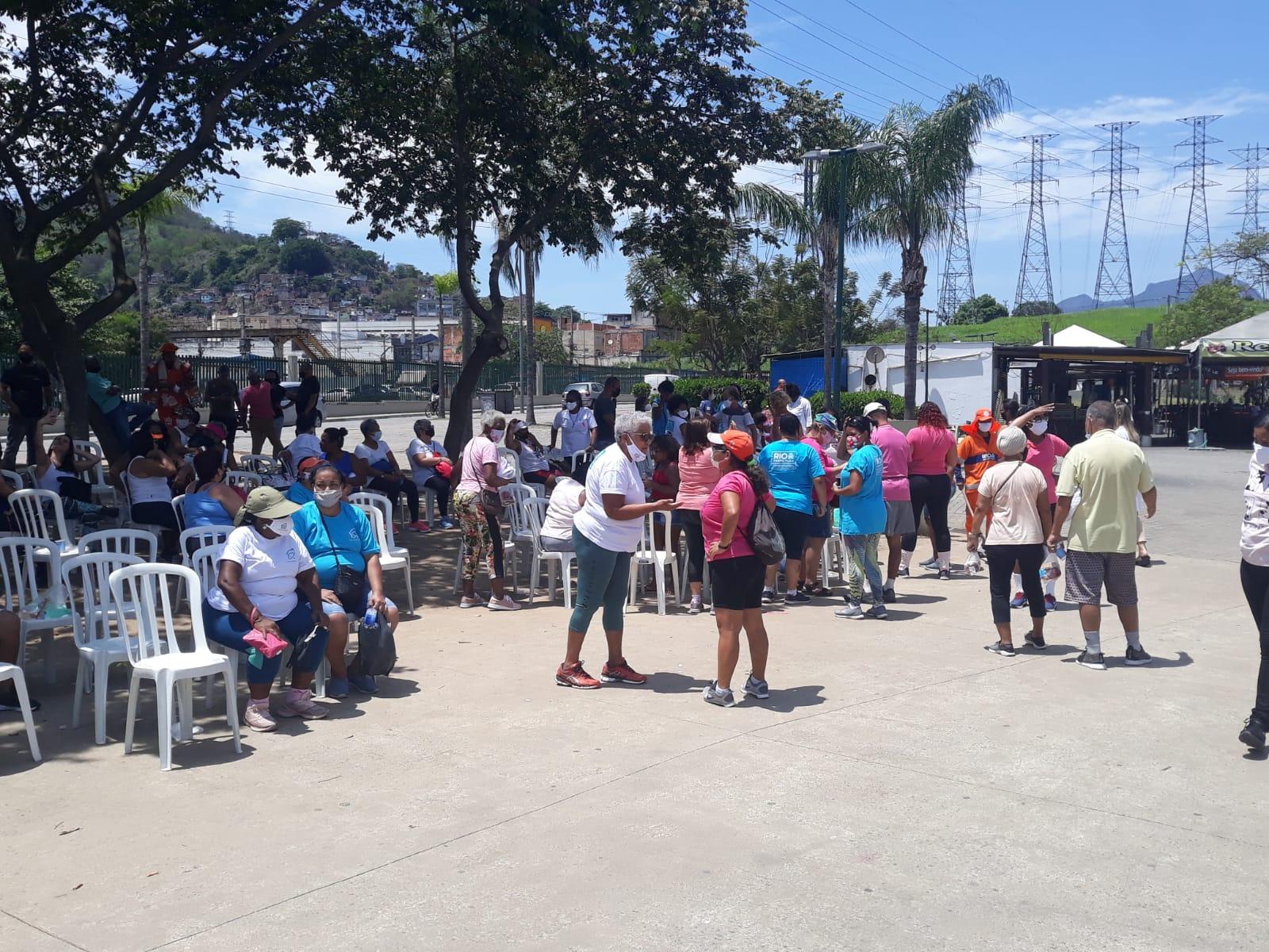Prefeitura lança projeto para oferecer atividades a idosos do Rio