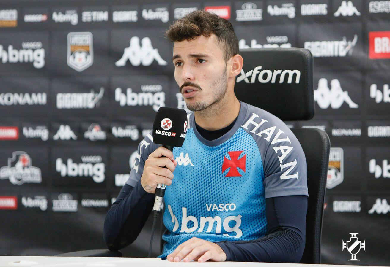 Zeca demonstra confiança no acesso do Vasco