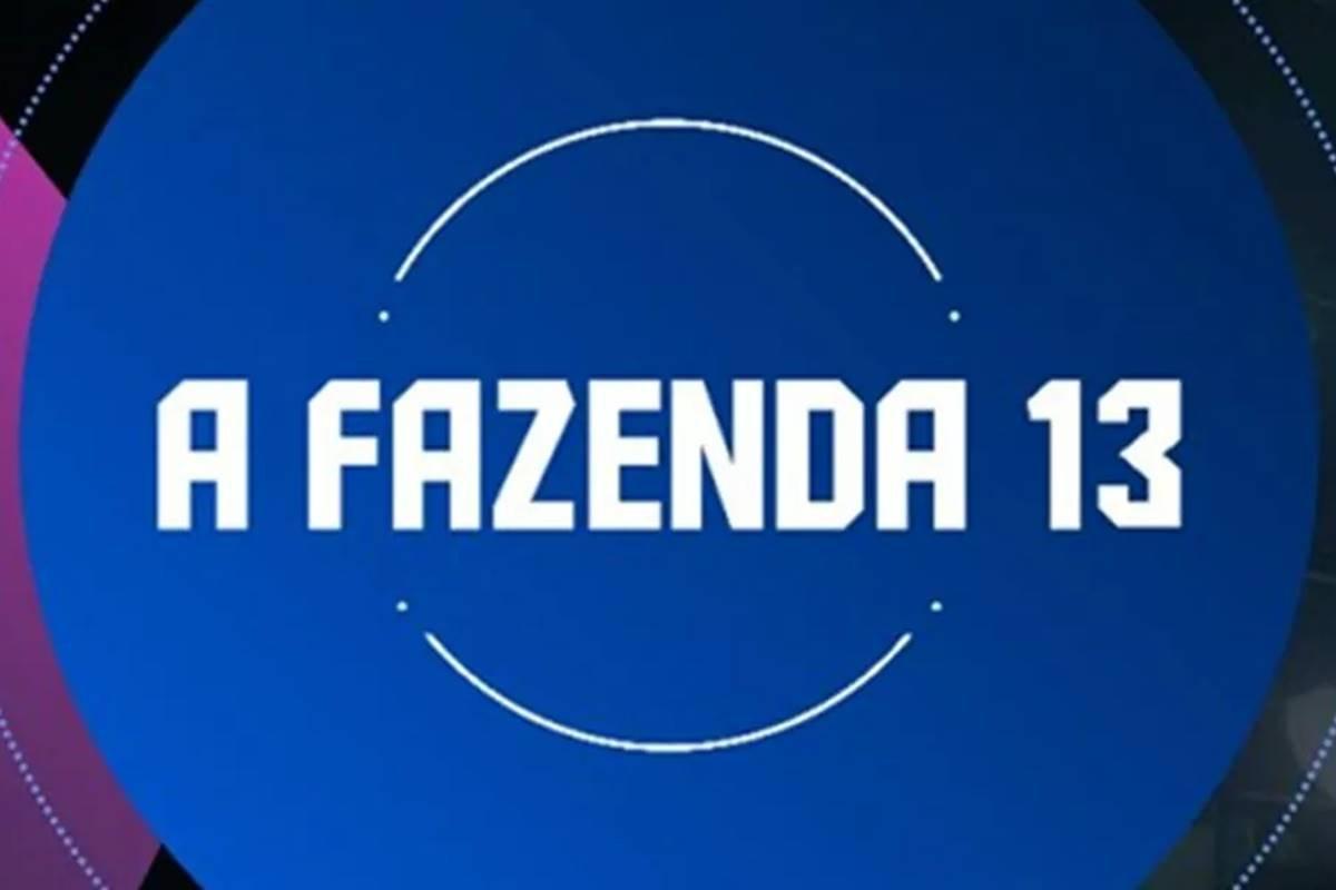 "Logotipo da nova temporada de ""A Fazenda"", da Record TV"