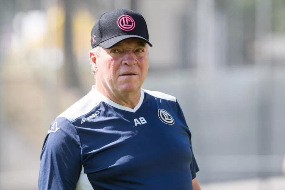 Abel Braga é demitido após dois meses no clube suíço