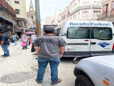 Imagem de um policial civil