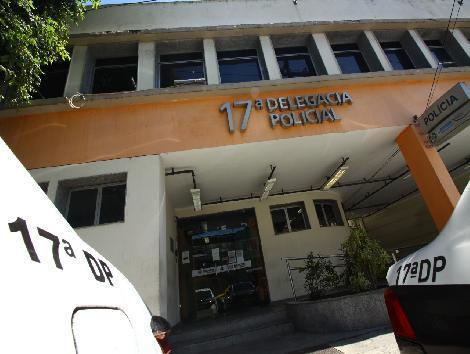 Imagem da delegacia de São Cristóvão