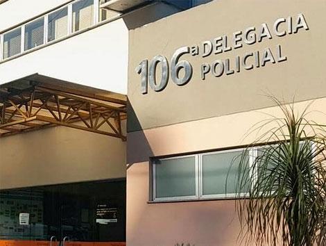 imagem da delegacia de Itaipava