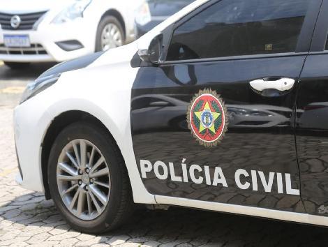 Imagem da viatura da Polícia Civil