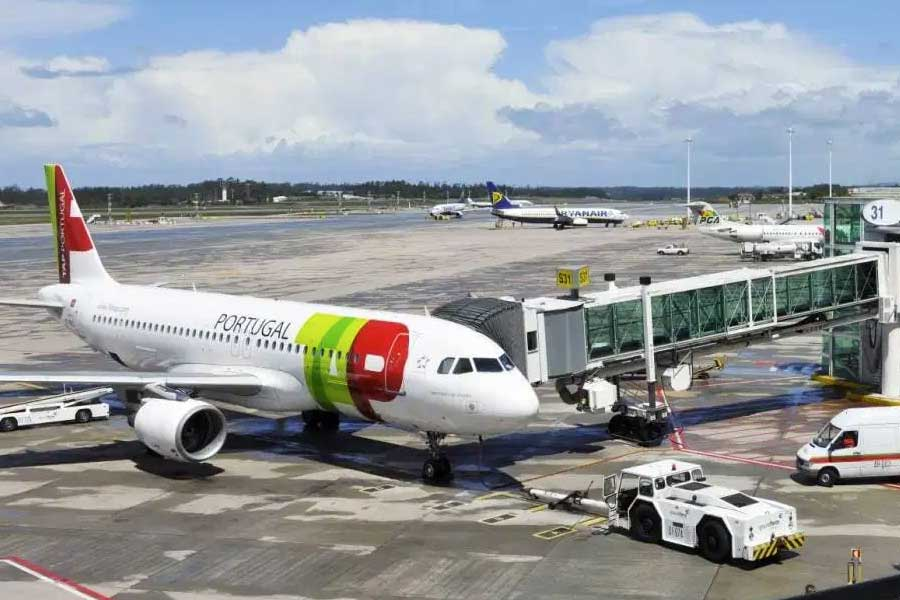 Aeroporto de Portugal