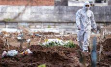 Covid-19: Brasil registra 76.692 casos e 2.494 mortes