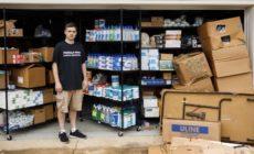 Irmãos acumulam estoque de 18 mil desinfetantes para as mãos após empresas proibirem vendas virtuais