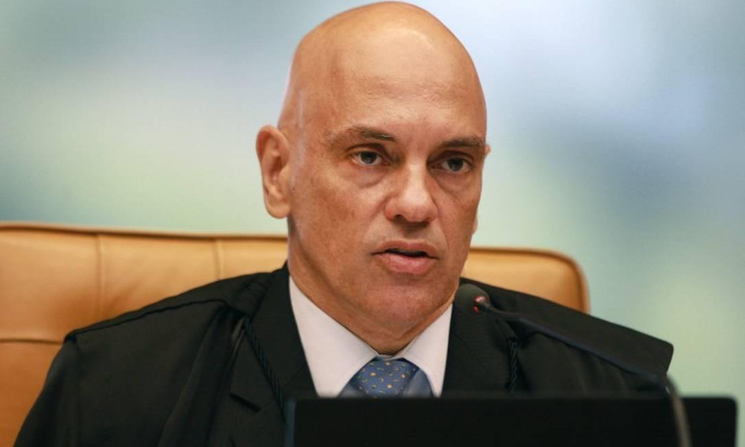 Alexandre de Moraes, ministro do STF