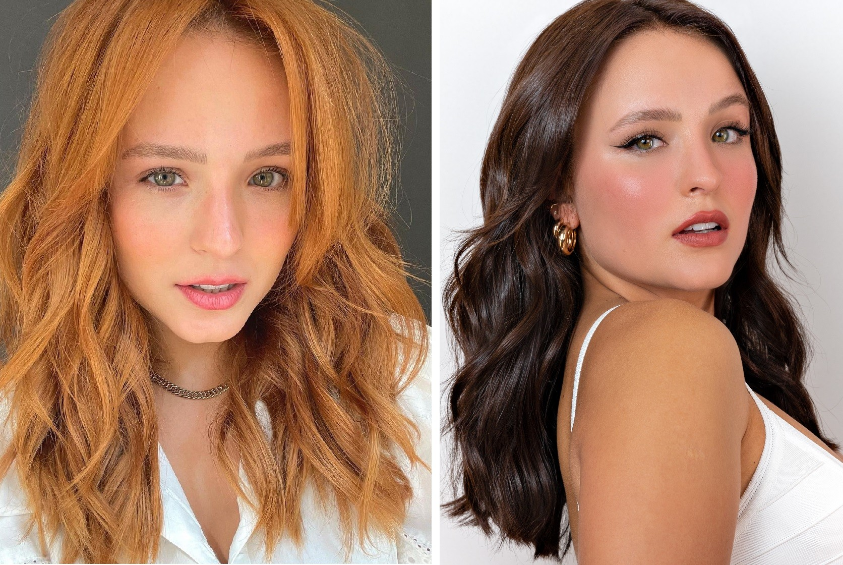 Antes e depois: Larissa Manoela