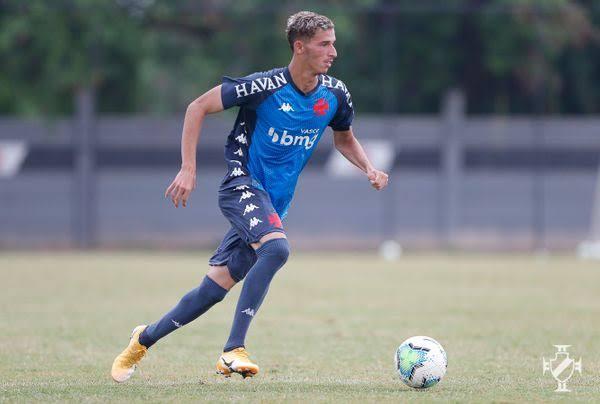 Sem elenco fechado, Vasco observa novos valores do sub-20