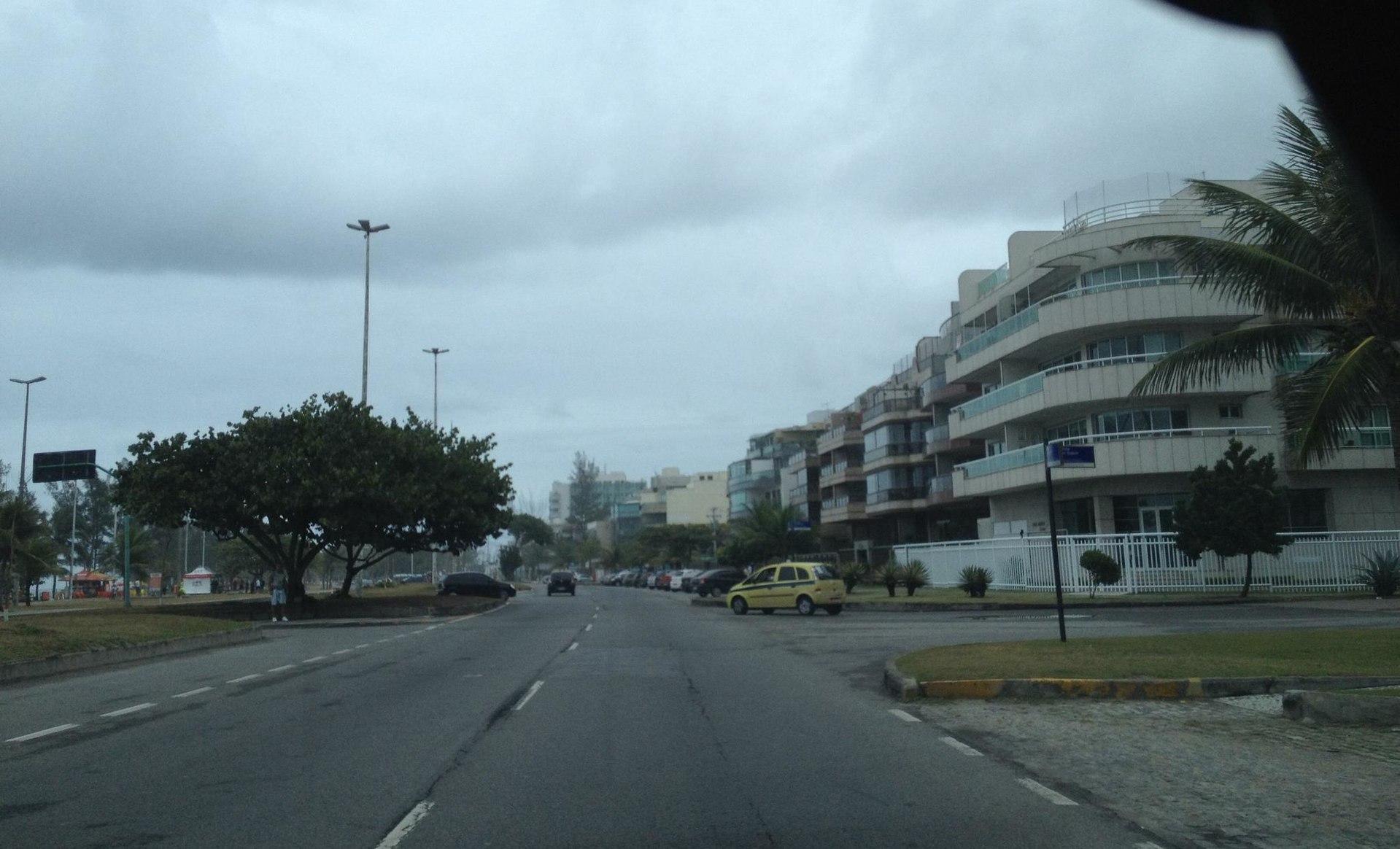 avenida lucio costa