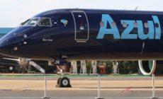 Azul decide suspender alguns voos internacionais