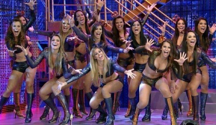 Bailarinas do Faustão