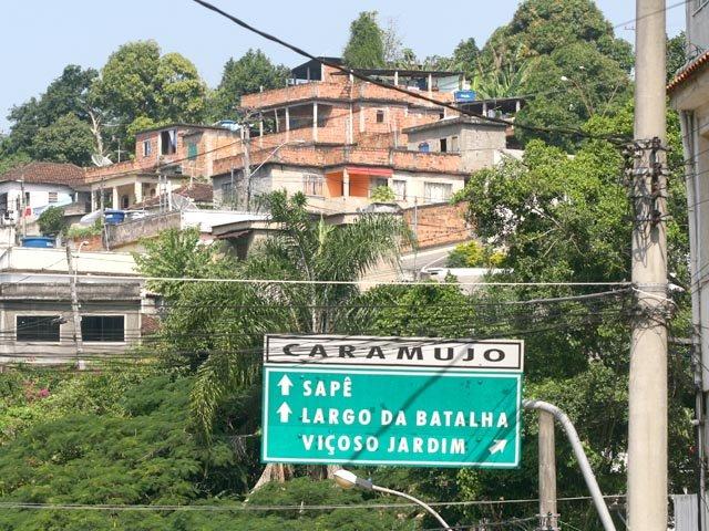 bairro do caramujo