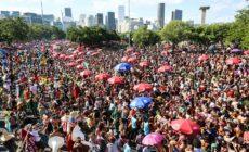 Comlurb recolhe mais de 300 toneladas de lixo durante o Carnaval