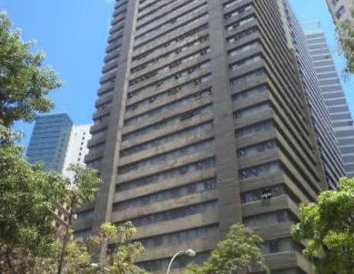 Frente do novo prédio da Alerj, no Centro do Rio