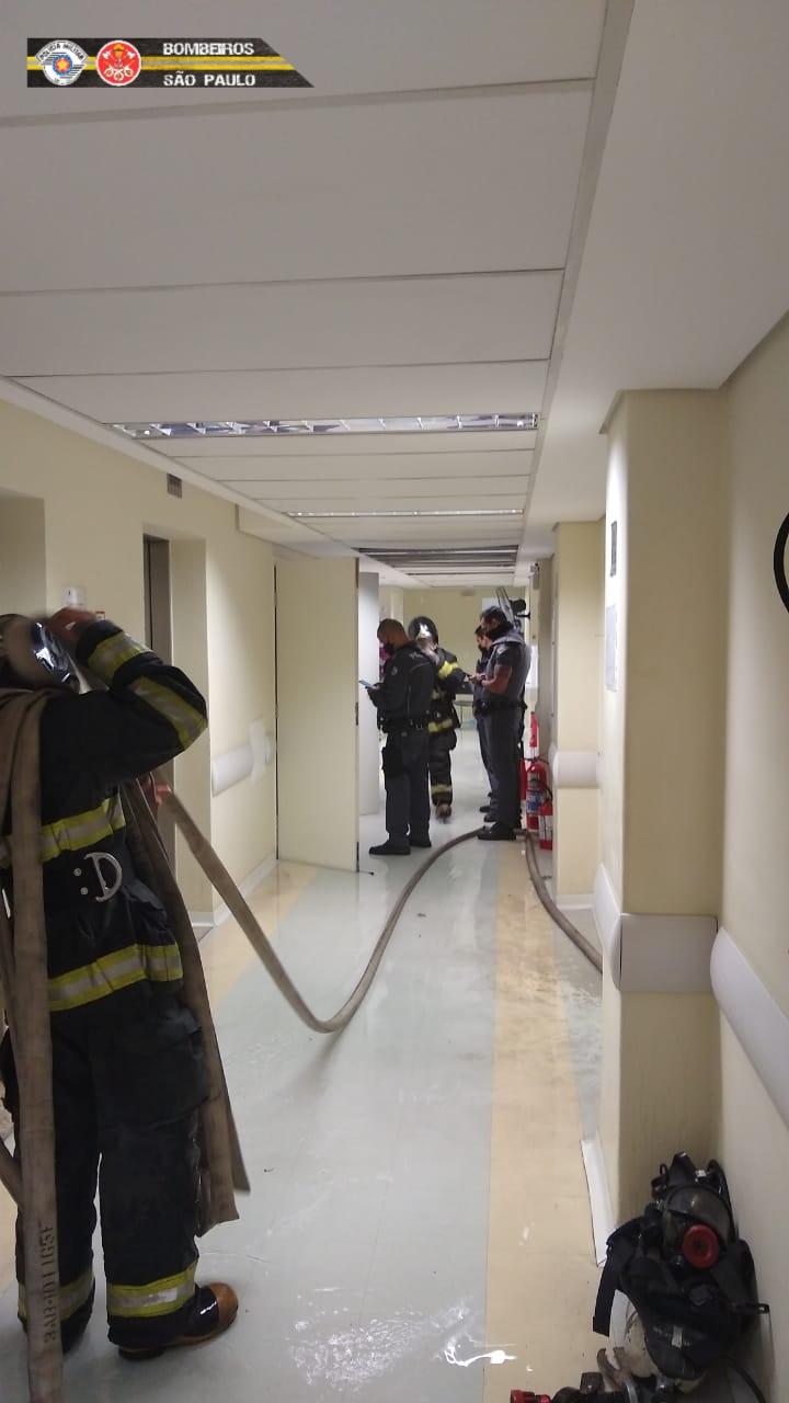 bombeiro incêndio sp
