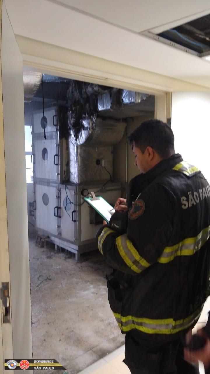 bombeiros sp incêndio