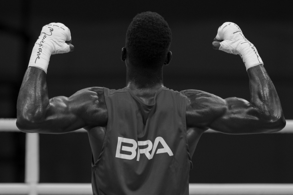 Keno Marley é eliminado em luta polêmica e foca em Jogos de Paris, em 2024