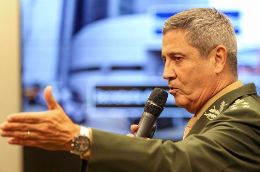Imagem do Ministro Braga Netto
