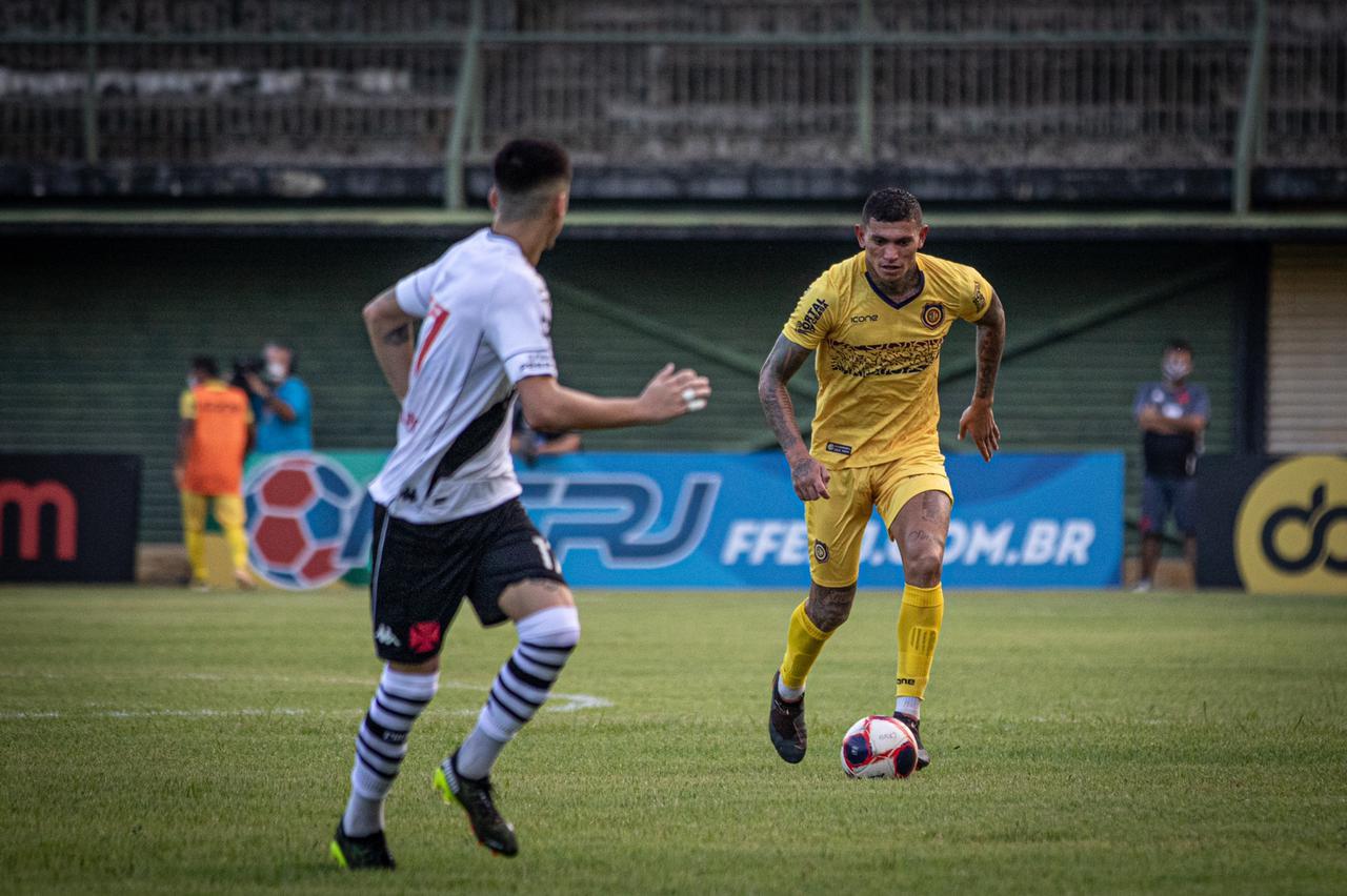 Sem chances de classificação na Taça Guanabara, Madureira perde Breno Calixto