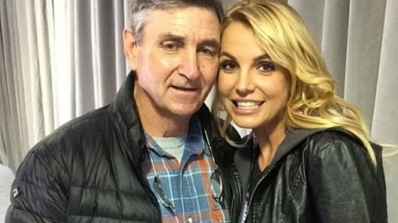 Britney Spears e Pai