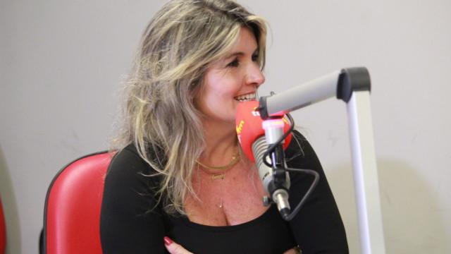 Jornalista Márcia Pinho