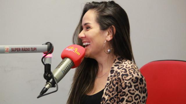 Jornalista Isabele Benito