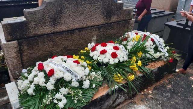 Enterro Dominguinhos (Foto: Diogo Sampaio/ Divulgação: Super Rádio Tupi)