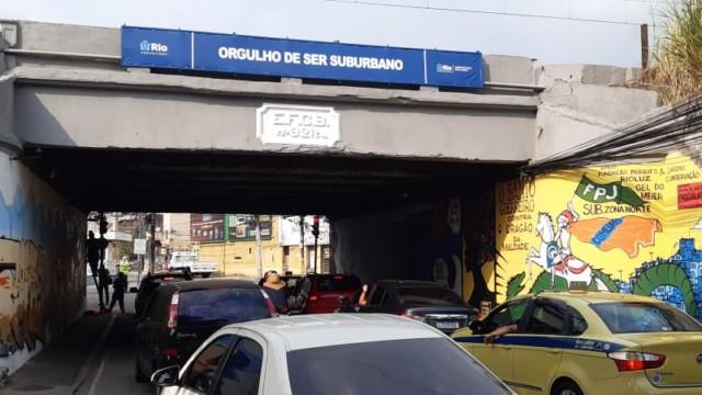 Rio ganha novo espaço para manifestações culturais na Zona Norte (Foto: Cyro Neves/ Divulgação: Super Rádio Tupi)