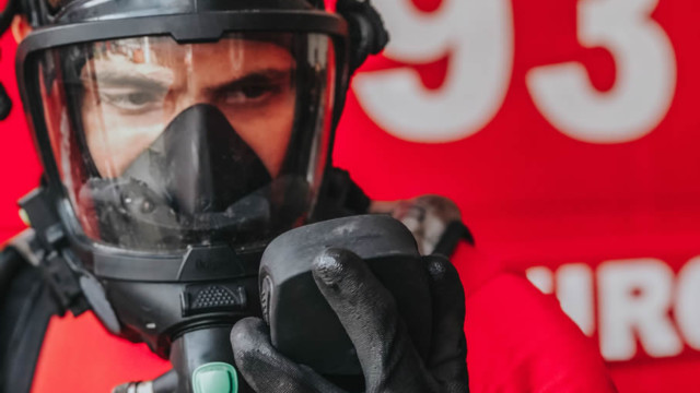 Corpo de Bombeiros RJ lança exposição virtual de fotografia (Divulgação)