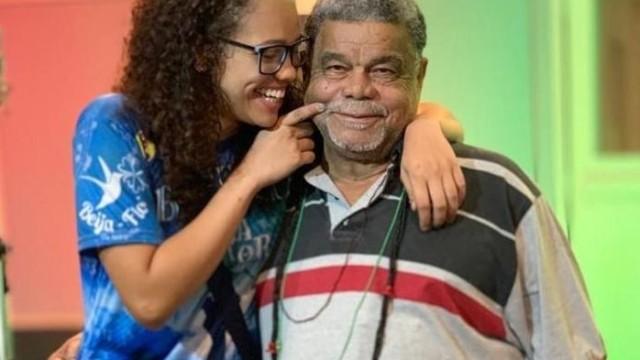 Laísa e o pai, Laíla