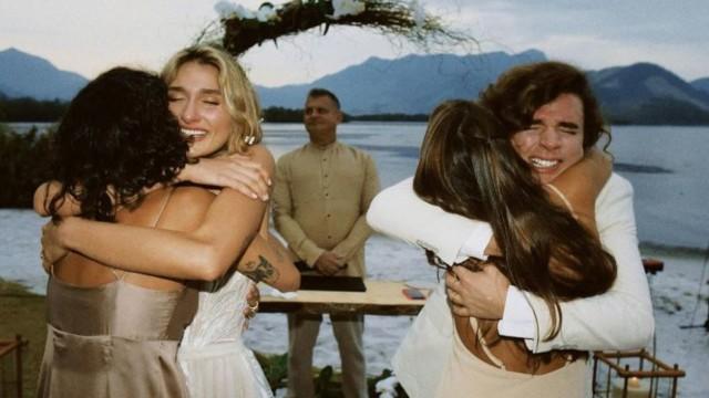Casamento da Sasha Meneghel